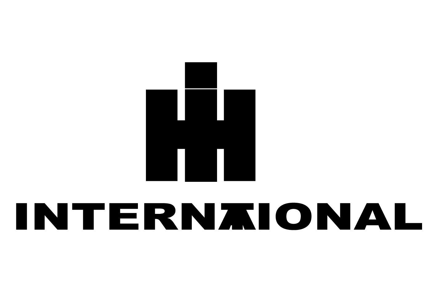 Harvester International Logo