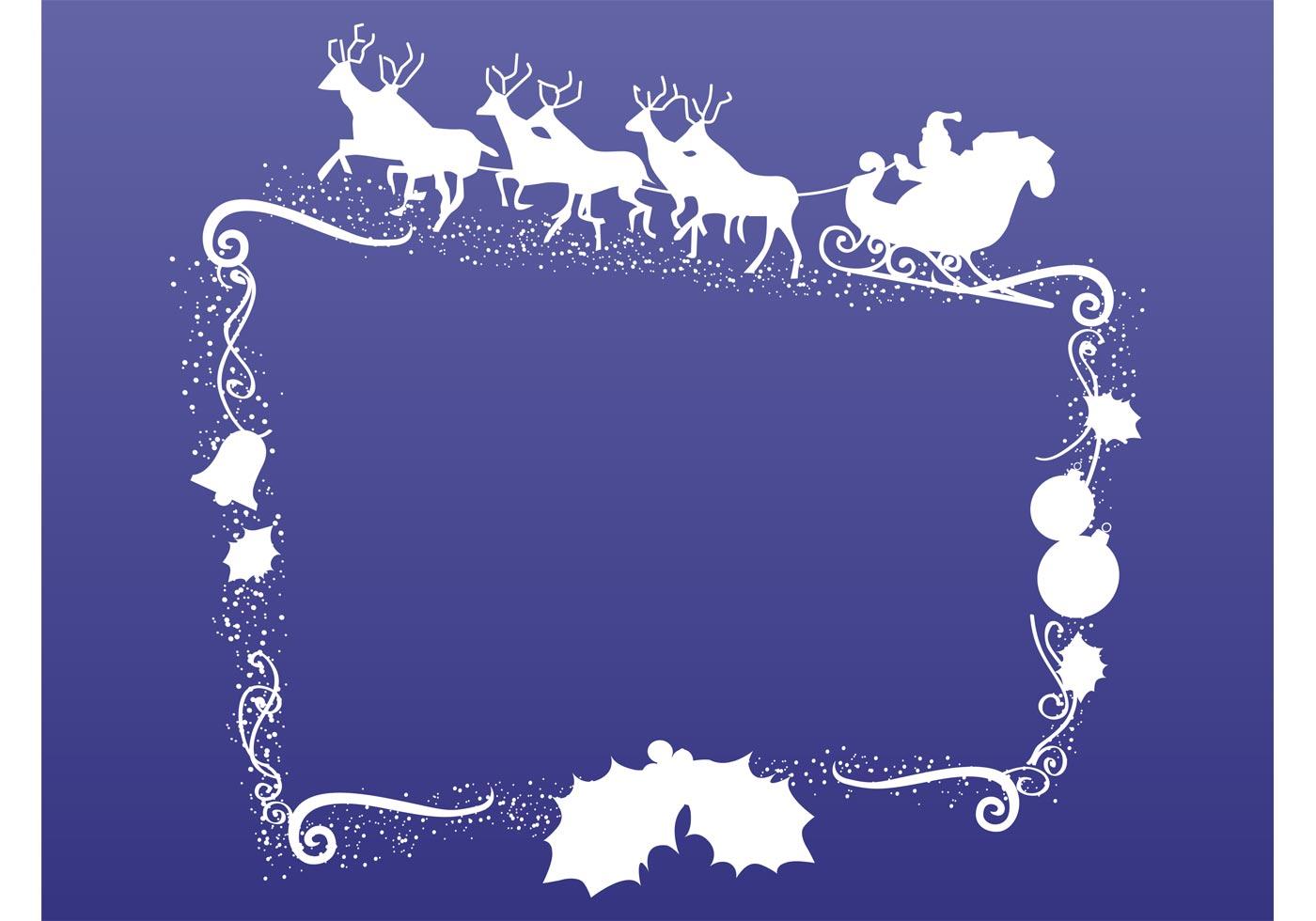 Christmas Frame Download Free Vector Art Stock Graphics