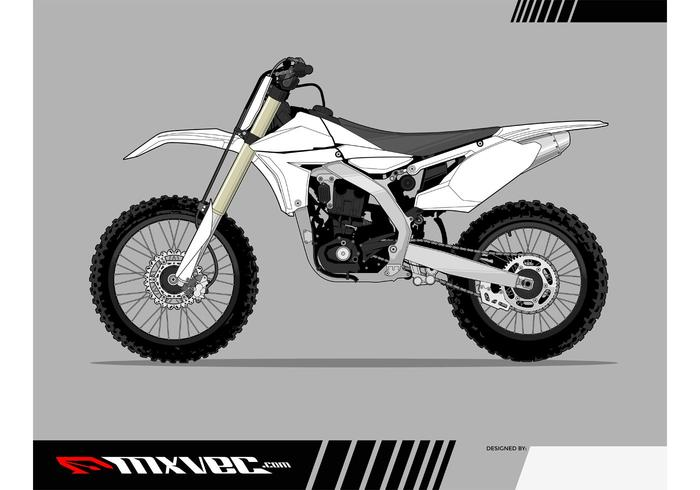 motocross bike vector template Free Wallpaper Apps For Iphone