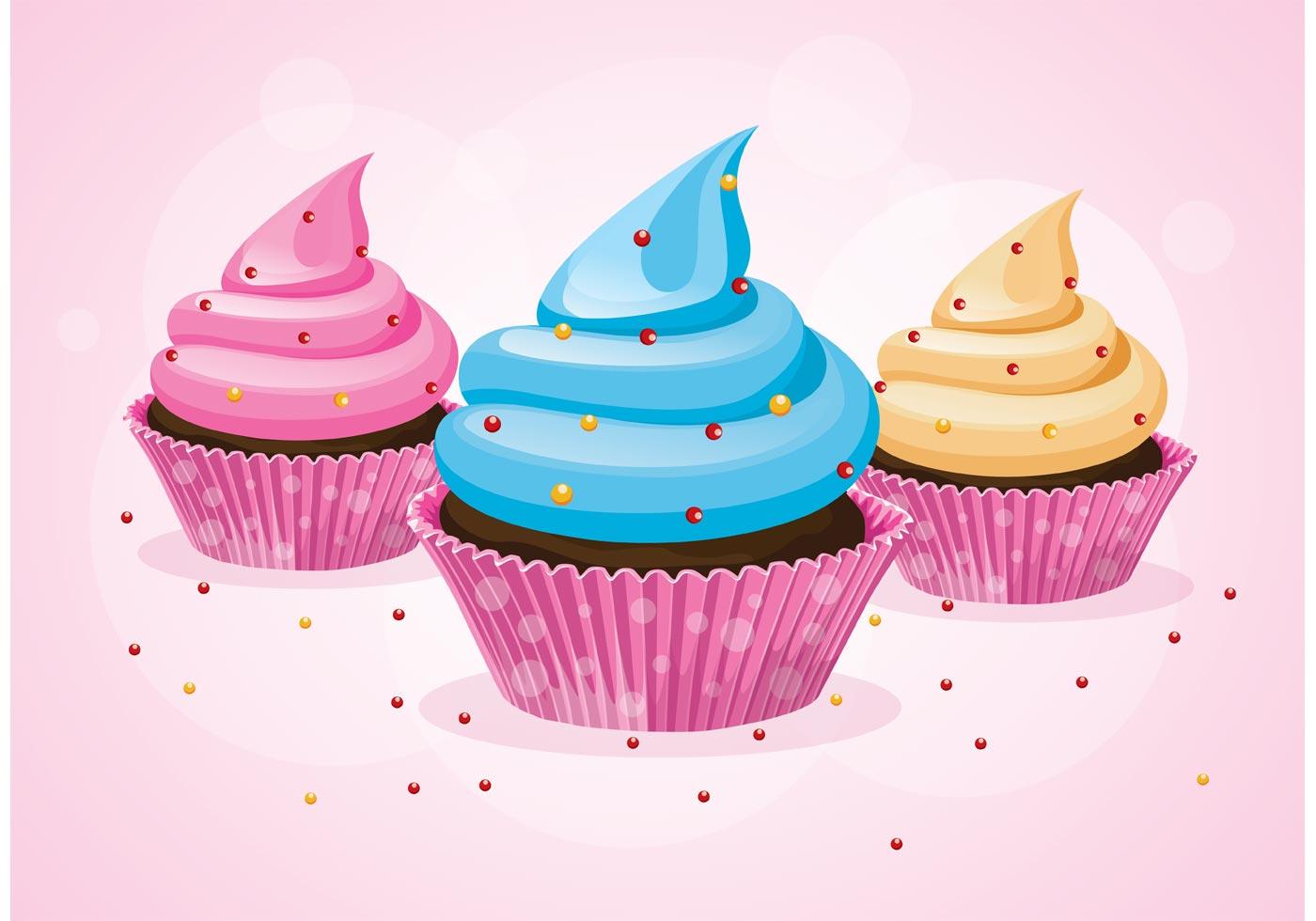 Strawberry Gourmet Cupcakes