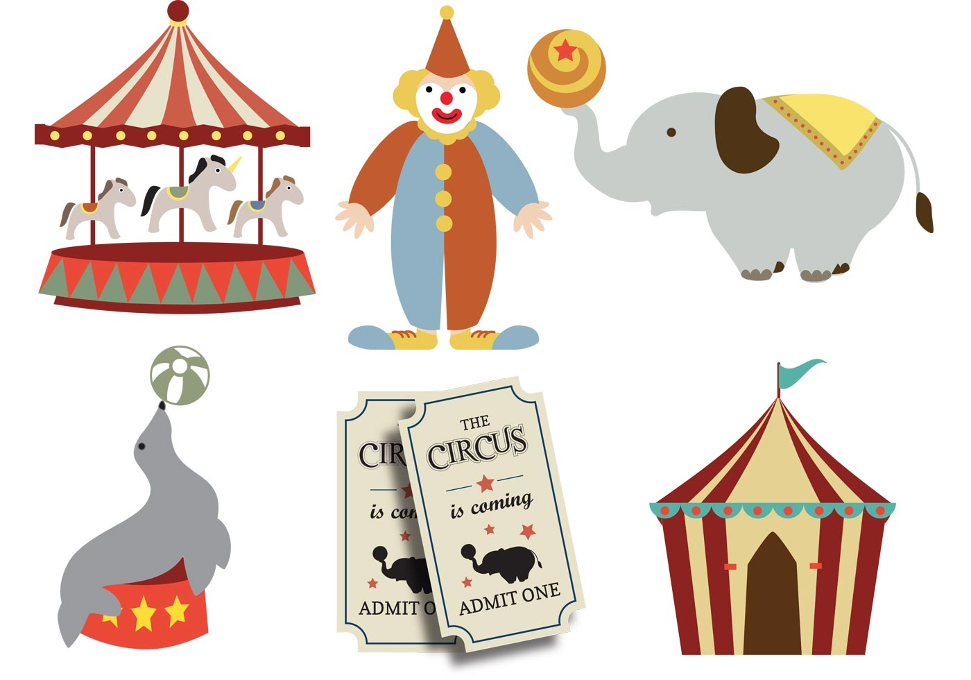 Circus Is Coming To Town