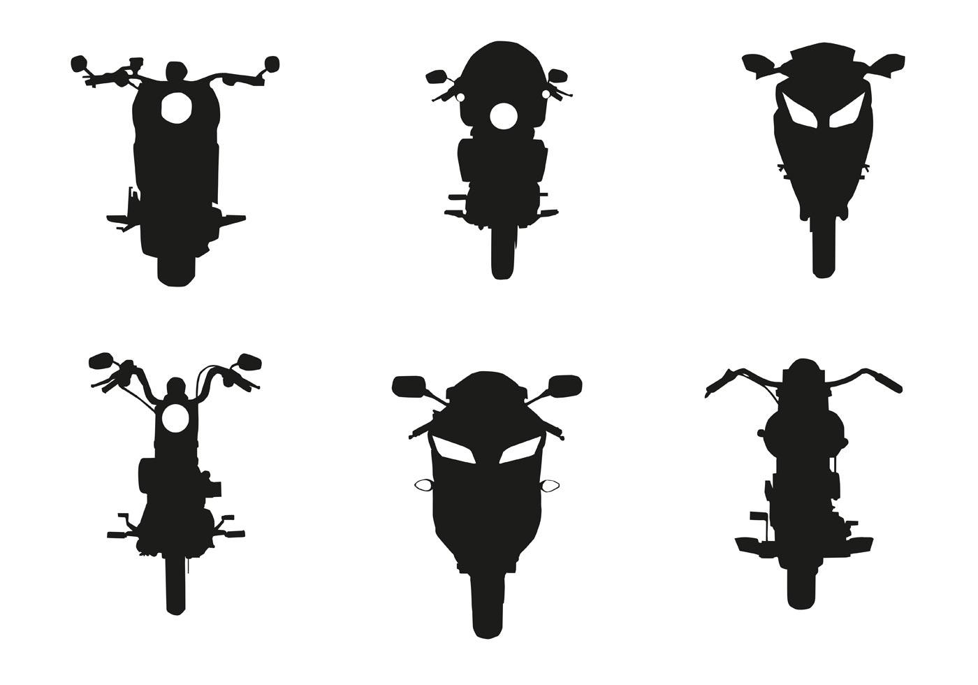 Motorcycle Free Vector Art