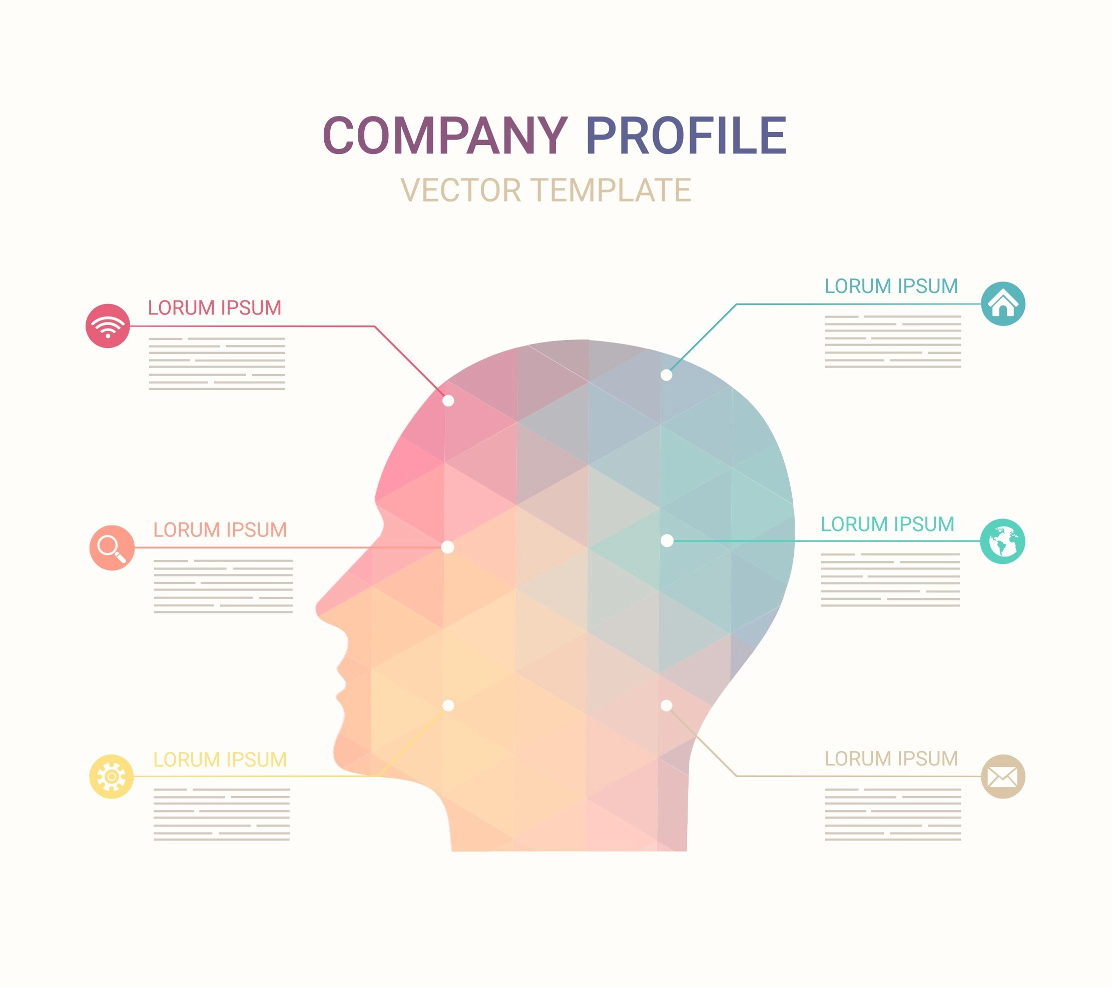 Sample Business Profile Template top 3 freebies minimal business – Profile Format