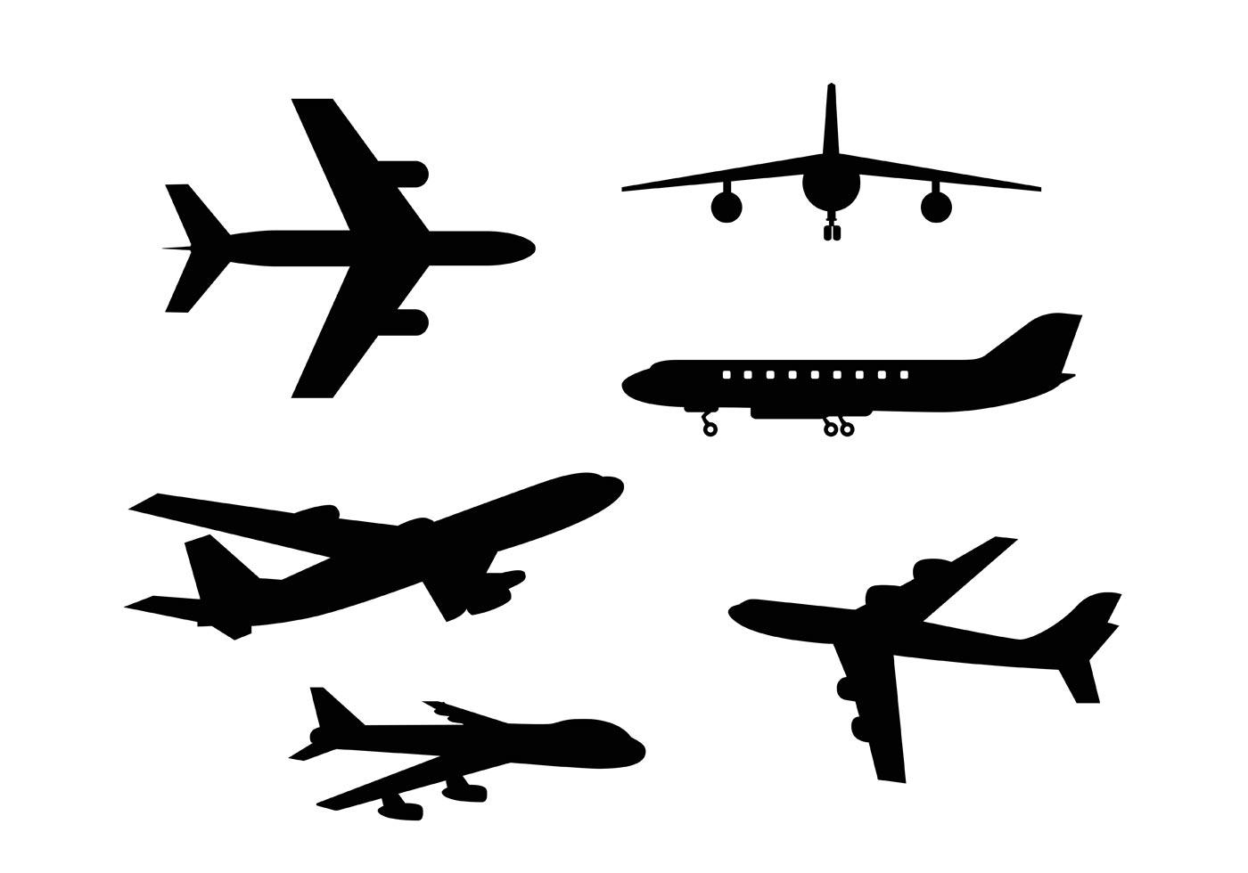 Free Vector Plane