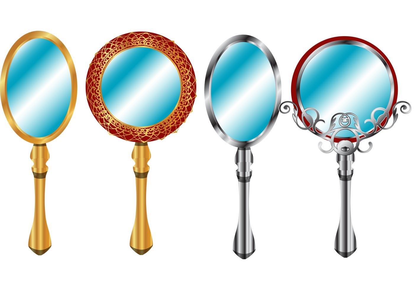 Vintage Hand Mirror Vectors - Download Free Vector Art ... (1400 x 980 Pixel)