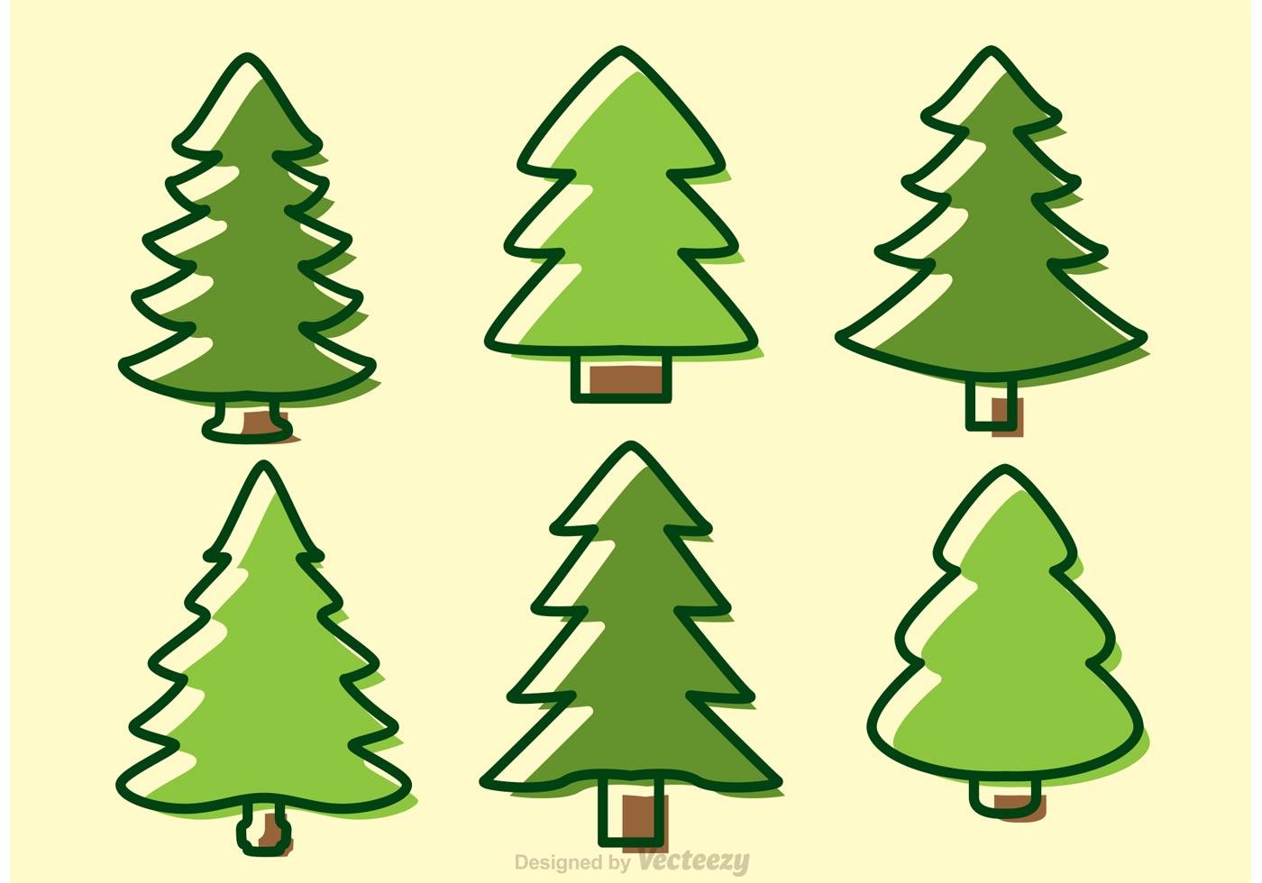 Christmas Tree Outline Clip Art Clip Art Christmas Tree Outline ...