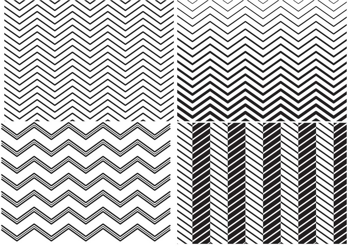 Zigzag Free Vector Art