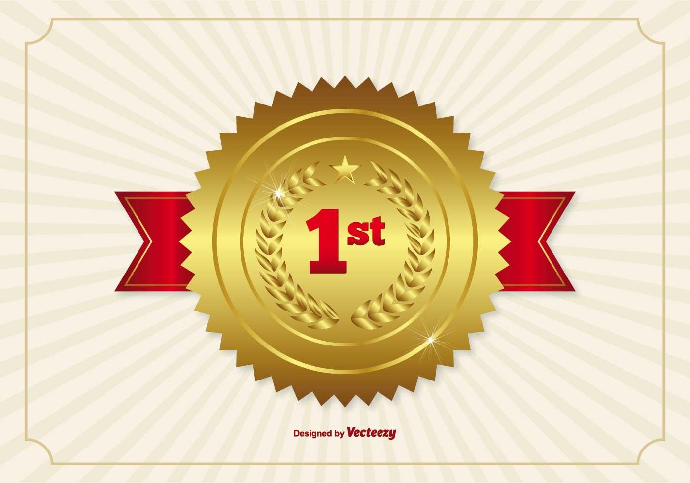 Medal Free Vector Art