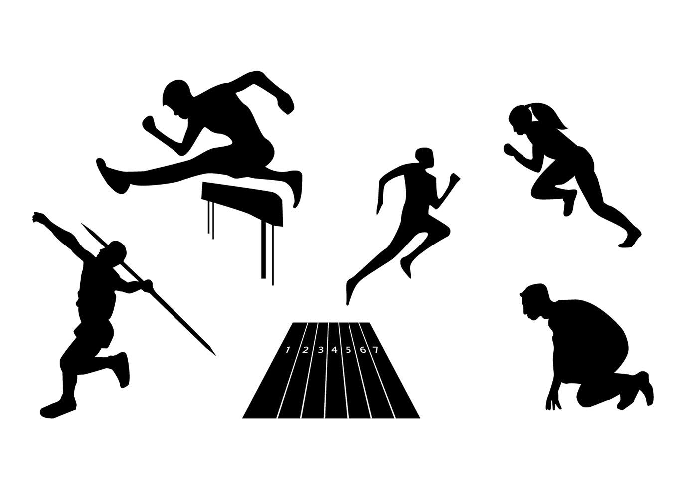 Athlete Vectors