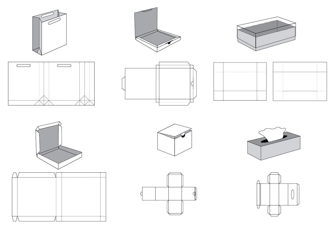 Free Cut Vector