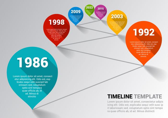 Timeline Free Vector Art    21886 Free Downloads  Free Timeline Template Vector