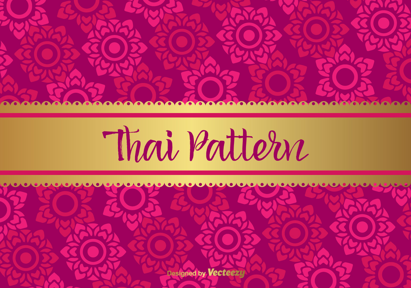 Thai Vector Pattern Download Free Vector Art Stock