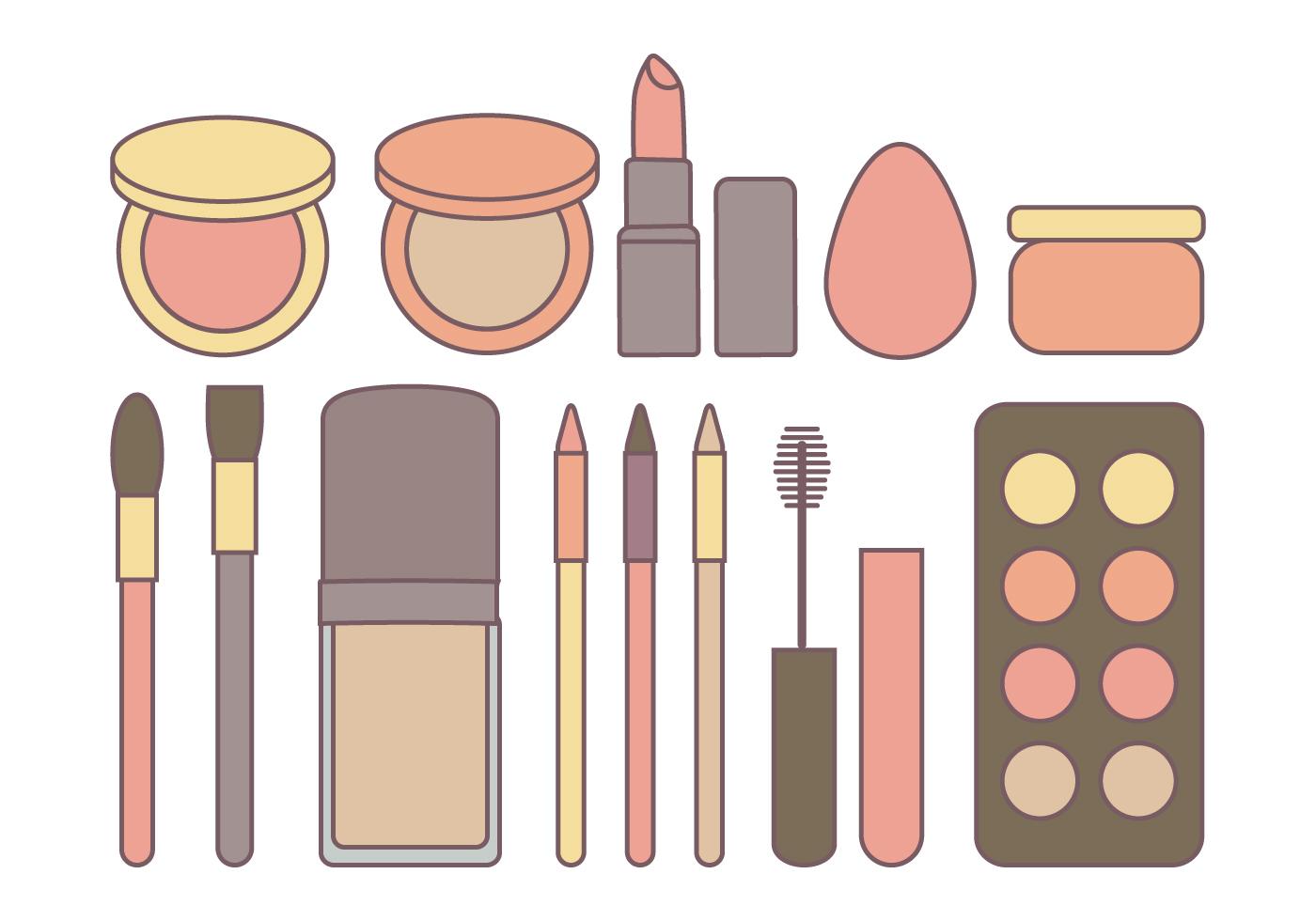Vector Cosmetics Collection
