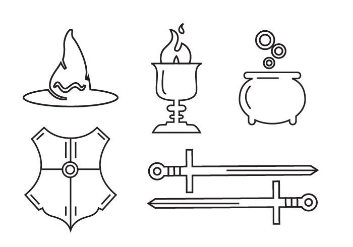 Sorting Hat Gryffindor Sword