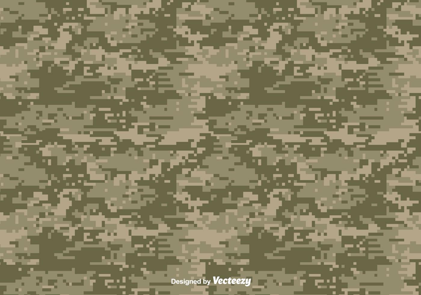 Vector Multicam Camouflage Texture Download Free Vector