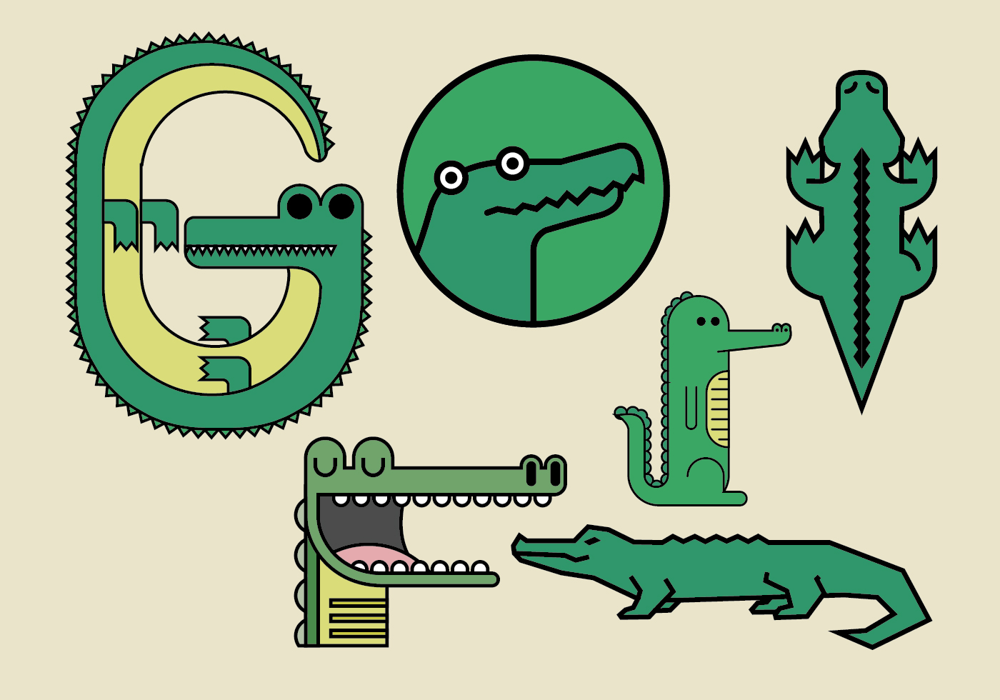 Gator Vector Illustrations Download Free Vector Art Stock Graphics Amp Images
