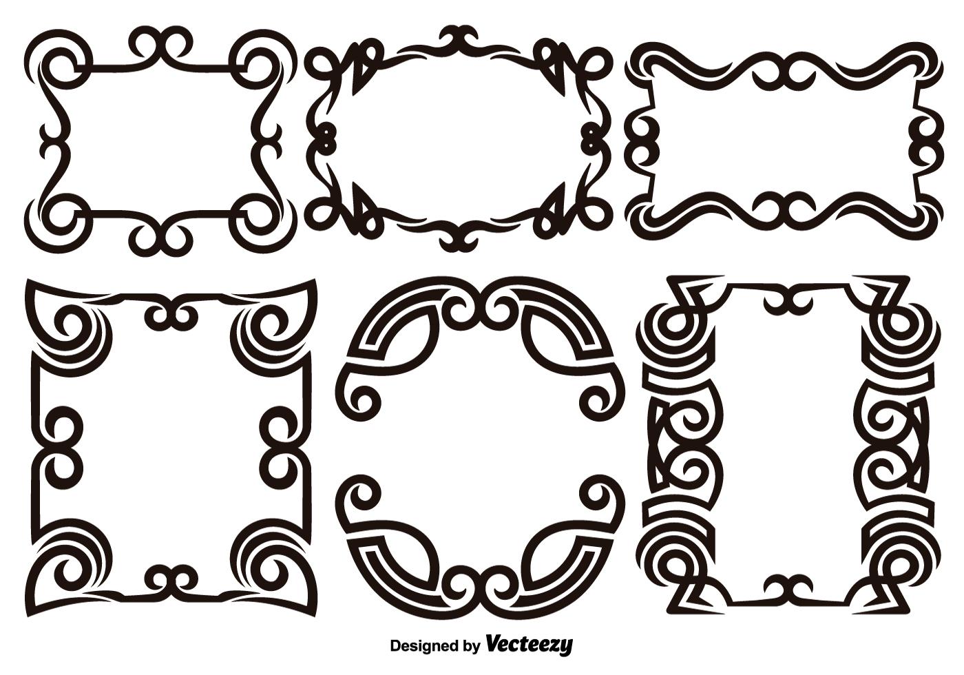 Decorative Elements Clip Art