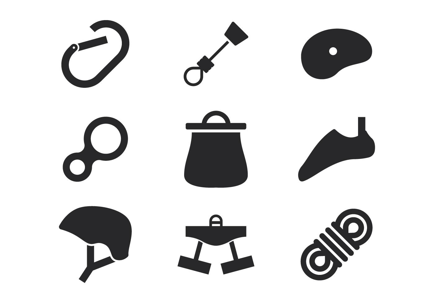 Climbing Icons