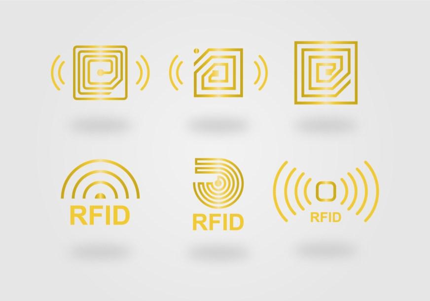 RFID Icon Vector Set - Download Free Vectors, Clipart ...