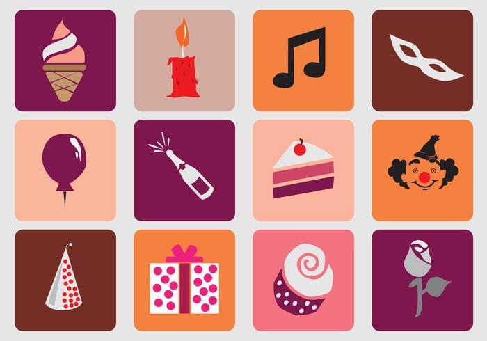 17 Jahre Geburtstag Zeichen 17 Vorlage Grusskarte Clipart Design