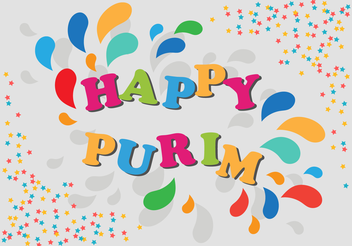 Purim Party Poster Carnival Invitation Download Free Vector Art Stock Graphics Amp Images