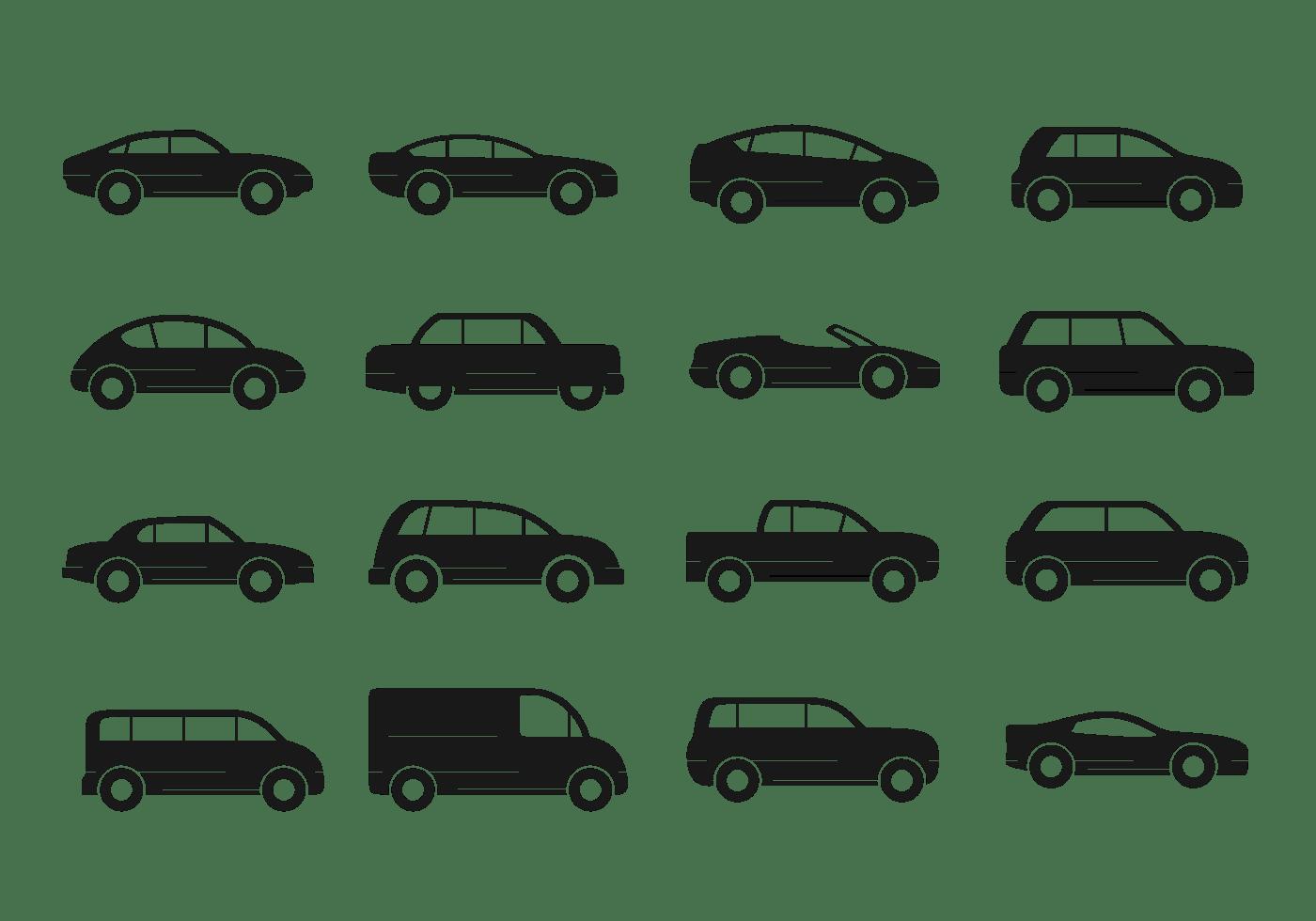 Car Graphics Free Vector Art