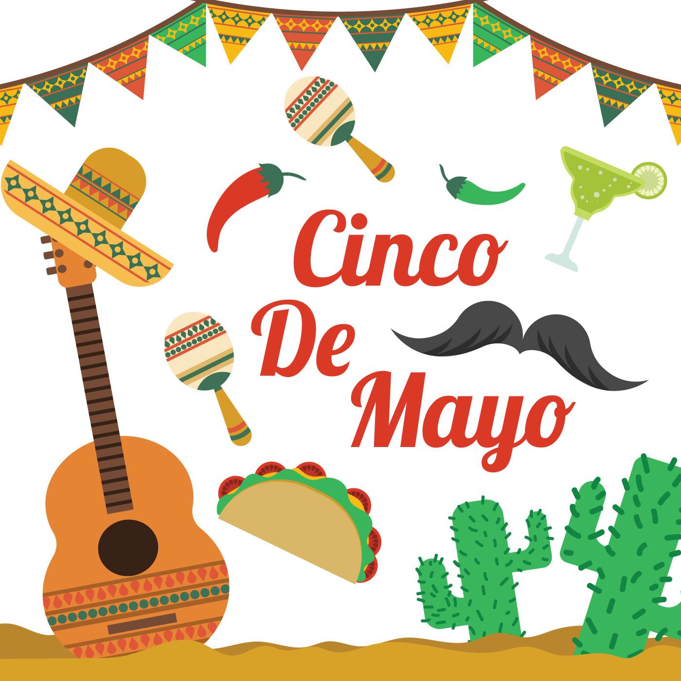 Cinco De Mayo Illustration