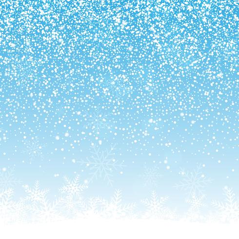 Christmas Snow Background Download Free Vector Art