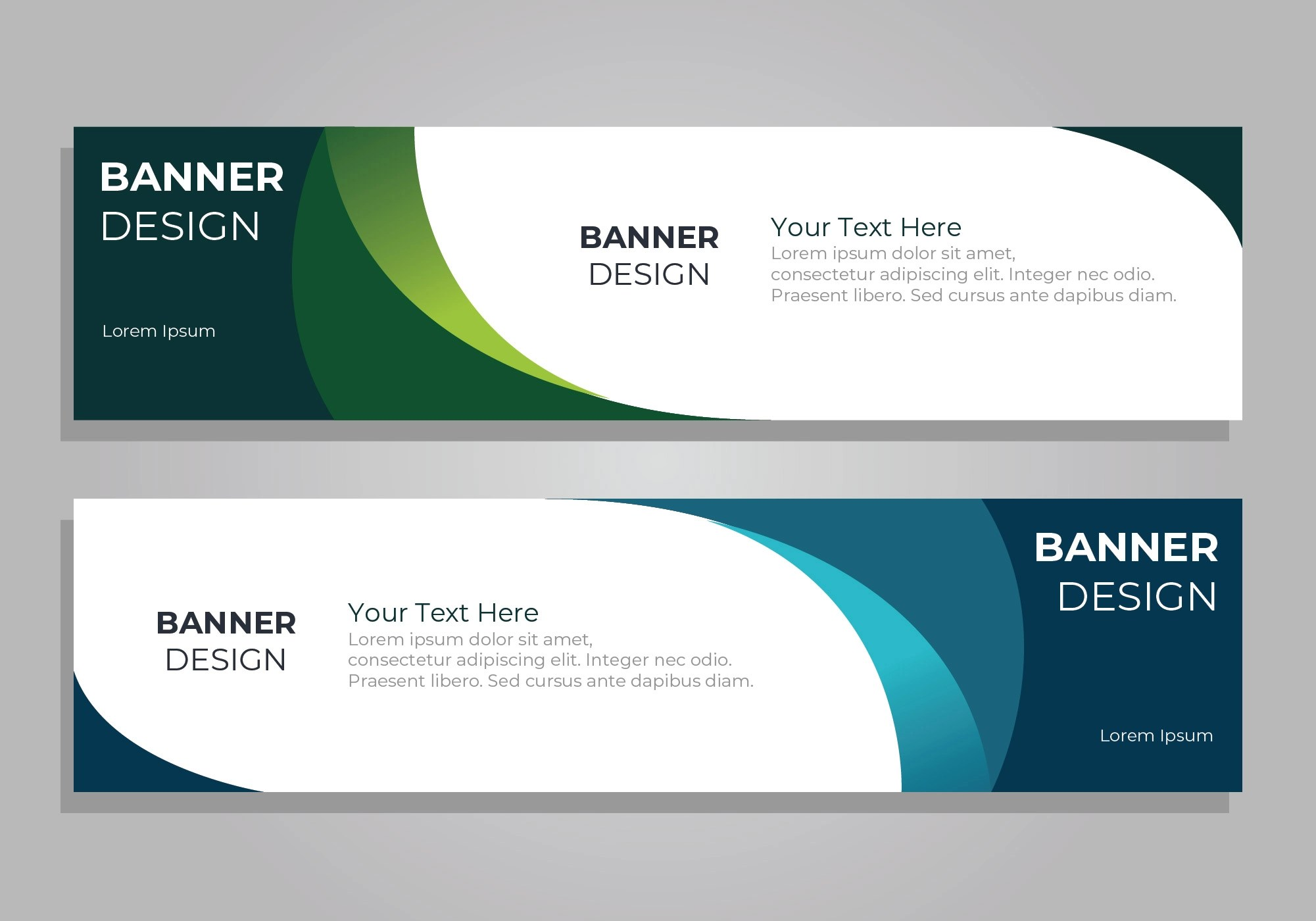 Banner Cdr Free Vector Art 29 828 Free Downloads