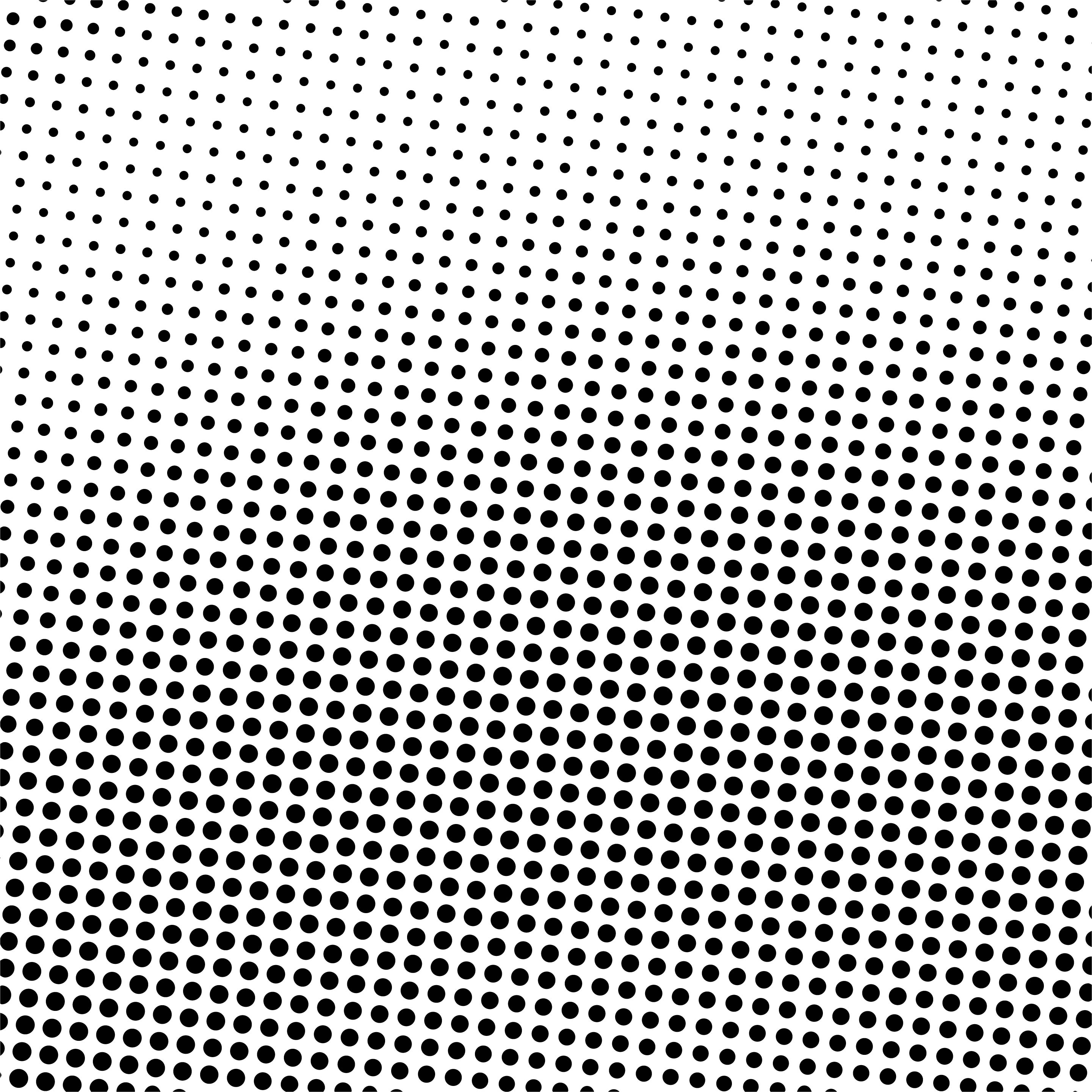 Abstract Comic Dotted Background