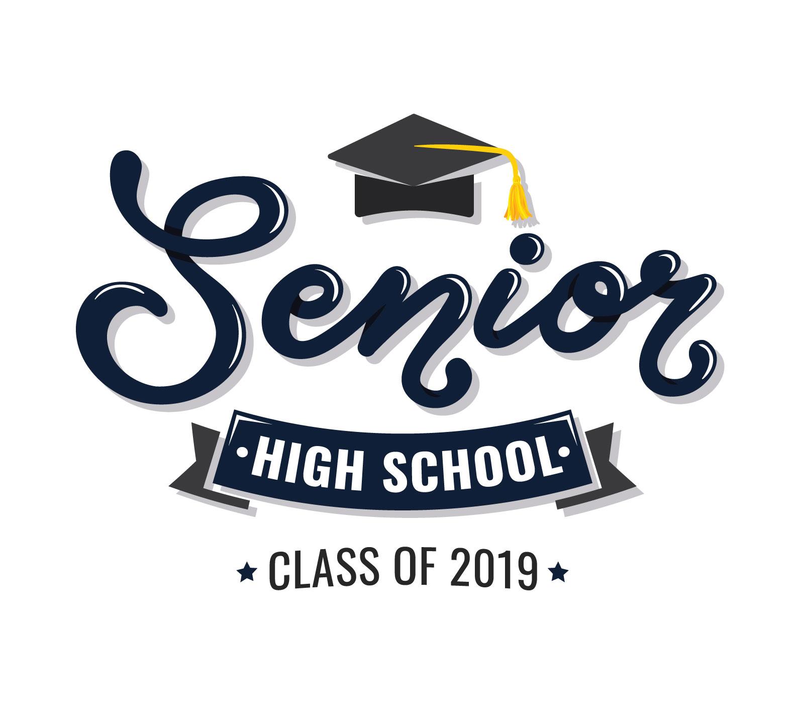 Senior High School Typography