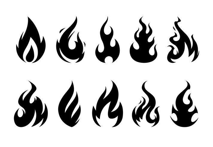 Vektor Flammen Download Kostenlos Vector Clipart Graphics
