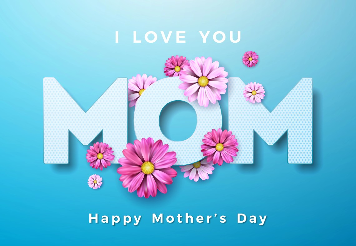 Download Happy Mother's Day Greeting card design - Download Free ...