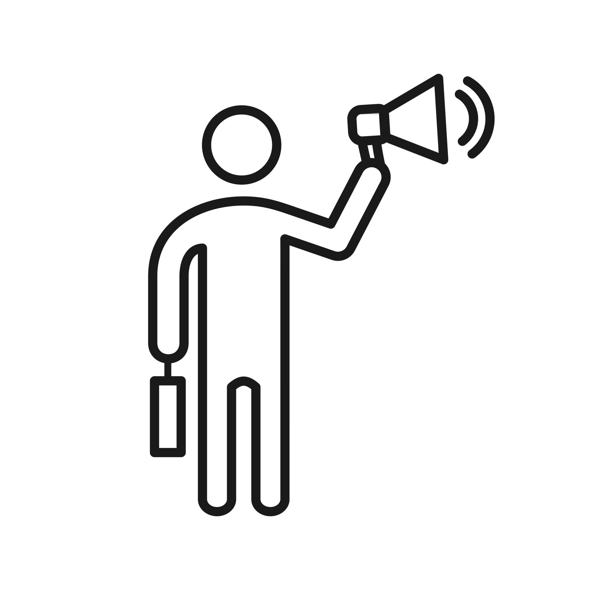 Business Marketing Seo Line Icons