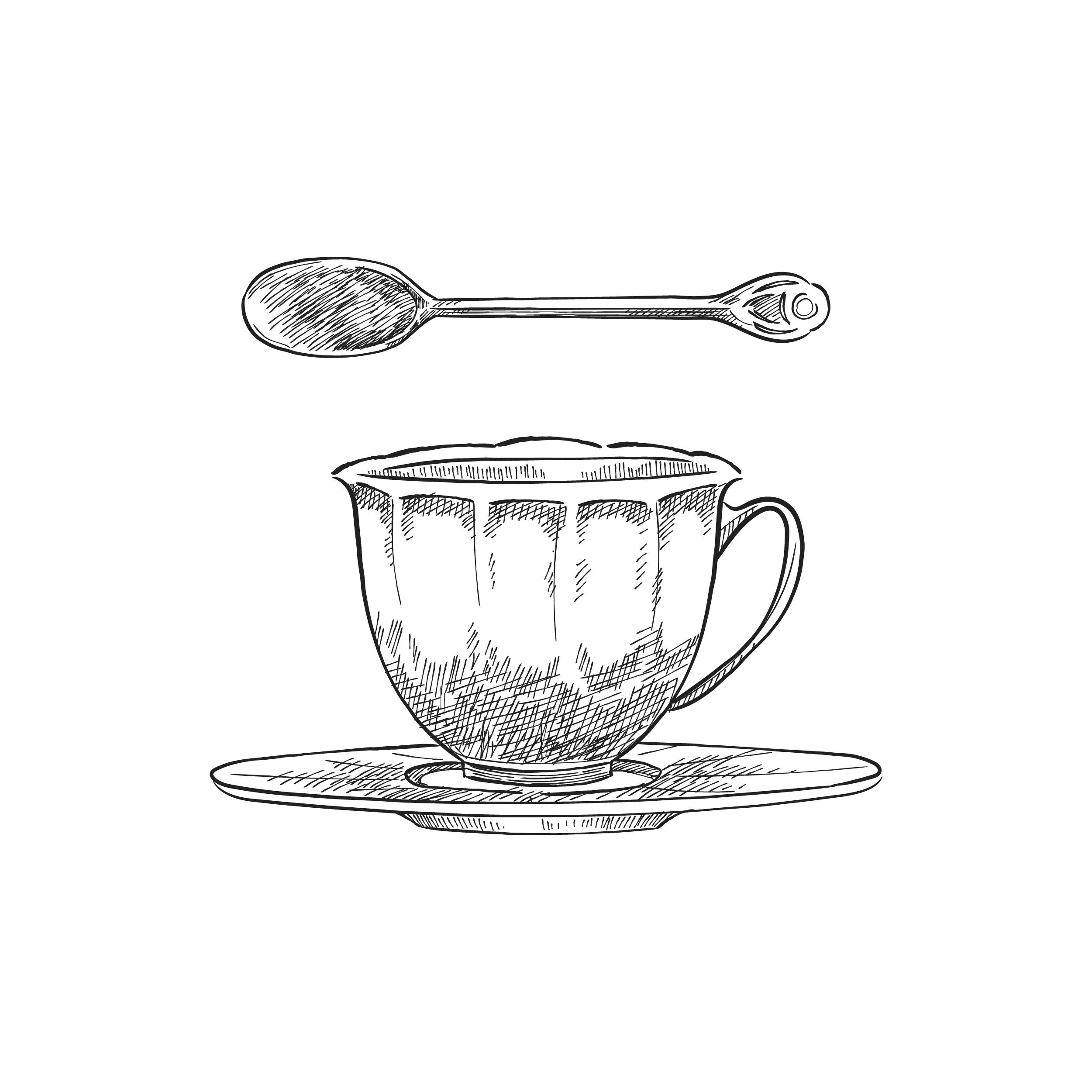 Teaspoon Free Vector Art