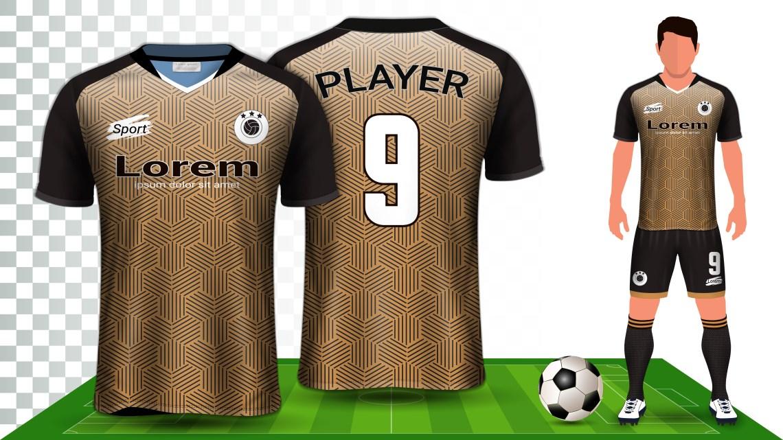 Download Soccer Jersey, Sport Shirt or Football Kit Uniform ...