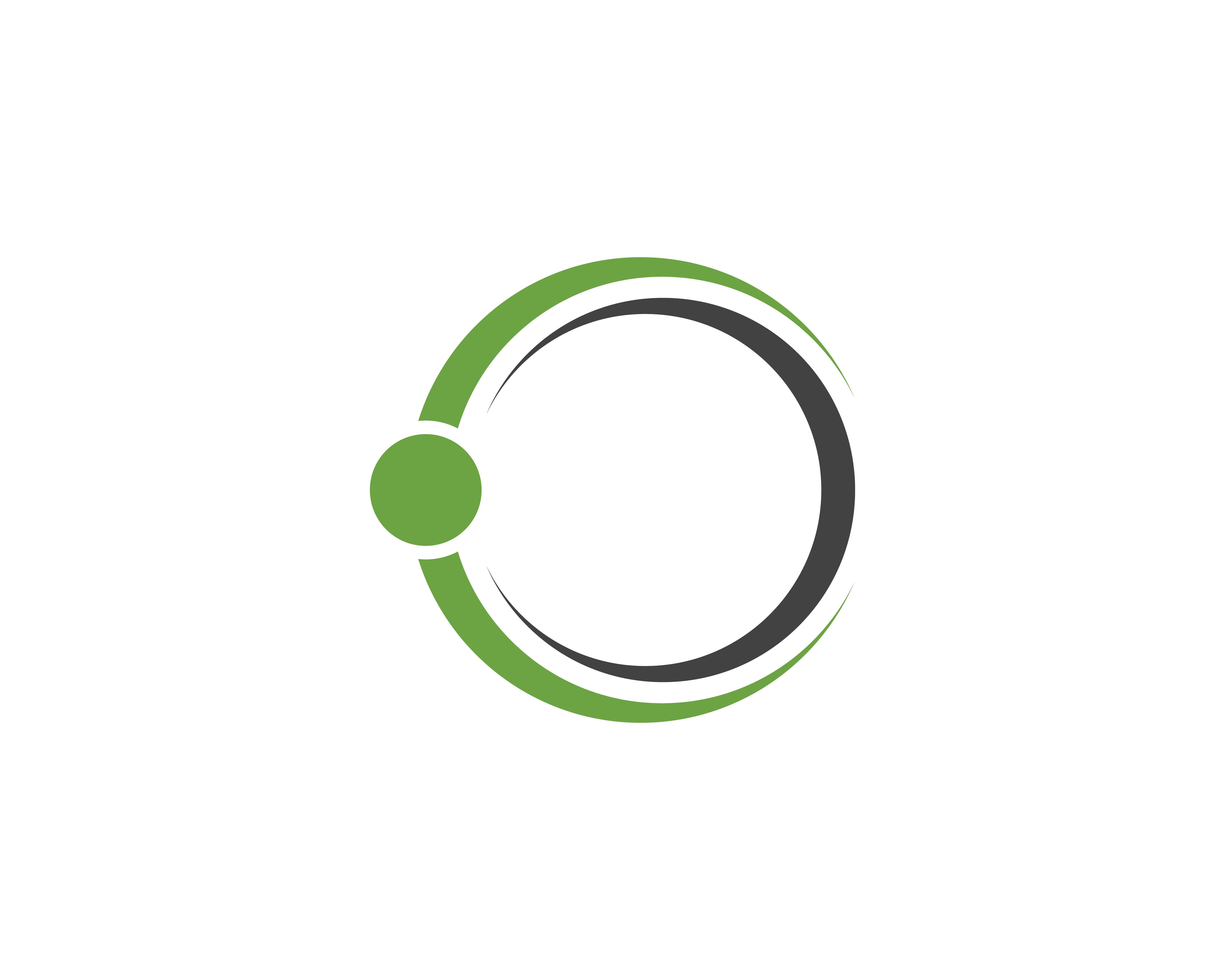Circle Ring Logo And Symbols Template Icons