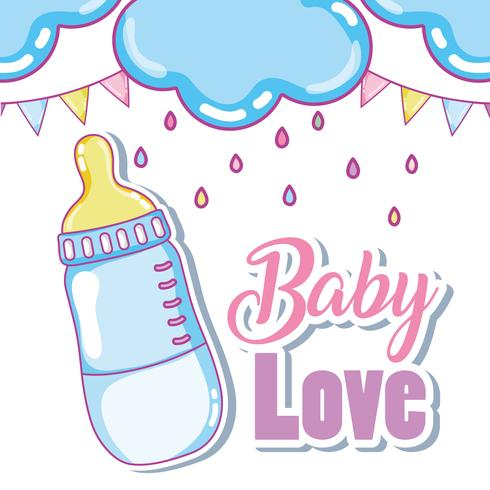 Download Baby love cute card - Download Free Vectors, Clipart ...