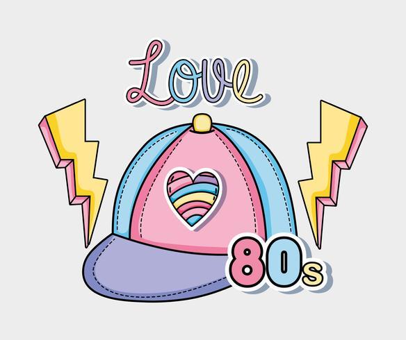 Download I love the 80s - Download Free Vectors, Clipart Graphics ...