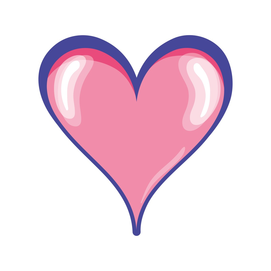 Download cute heart symbol of passion and love - Download Free ...
