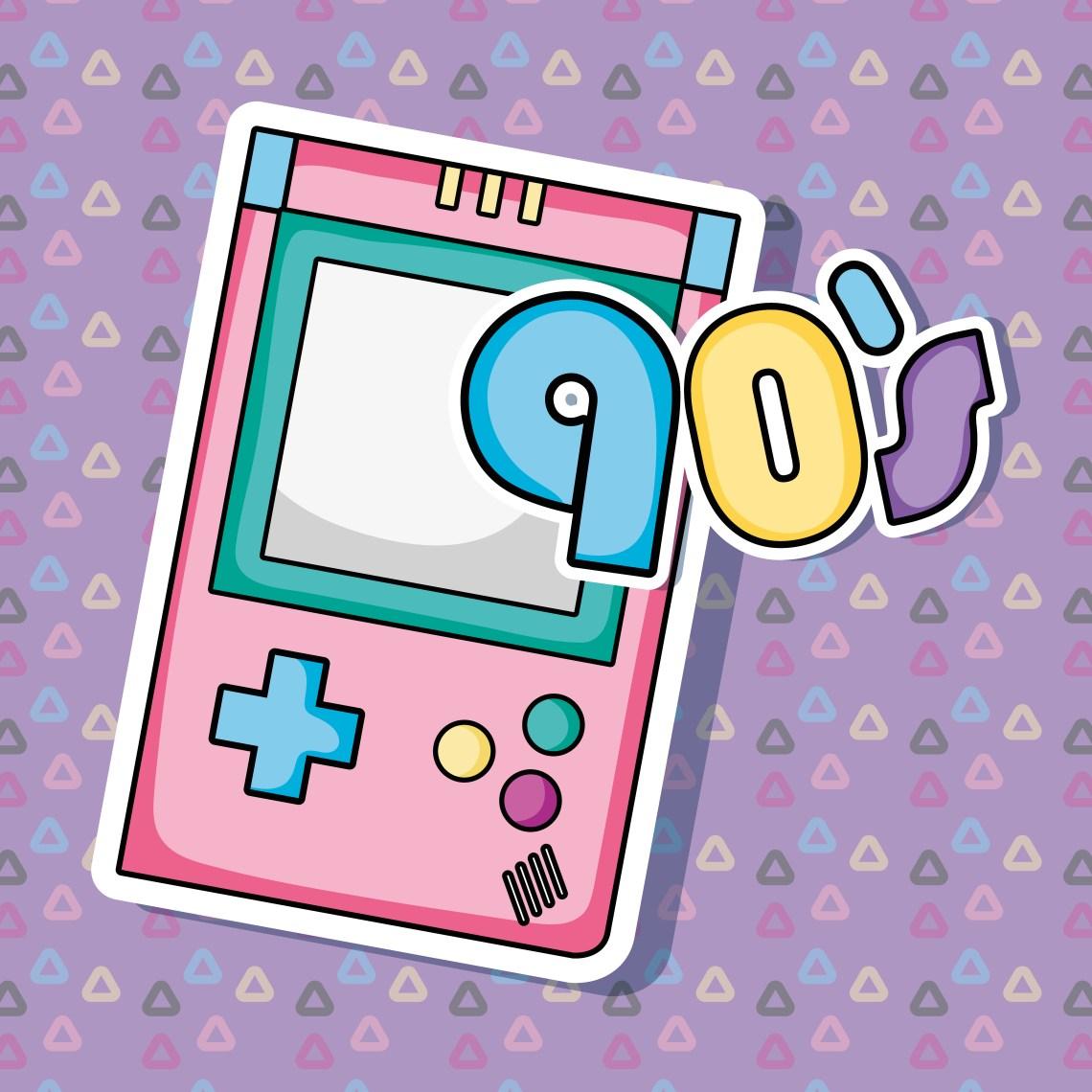 Download I love 90s cartoons - Download Free Vectors, Clipart ...