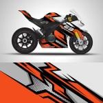 Motorcycle Sticker Free Vector Art 240 Free Downloads