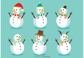 Free Illustrated Christmas Vector Icons Download Free