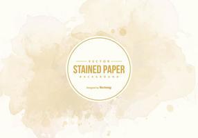 Vektor latar belakang kertas bernoda