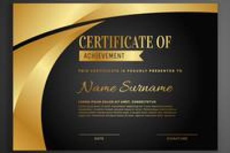 Certificate Background Free Vector Art    53169 Free Downloads  luxury dark certificate design template