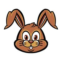 Bunny Face Free Vector Art 228 Free Downloads