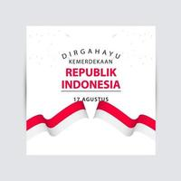 Indonesia Independence Day Free Vector Art 74 Free Downloads