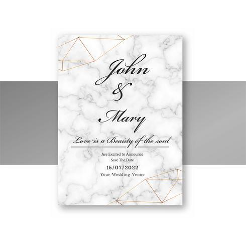 https fr vecteezy com art vectoriel 245096 modele de carte d invitation de mariage avec un design de texture en marbre