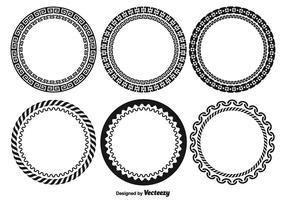 https fr vecteezy com art vectoriel 93127 ensemble de cadre rond decoratif