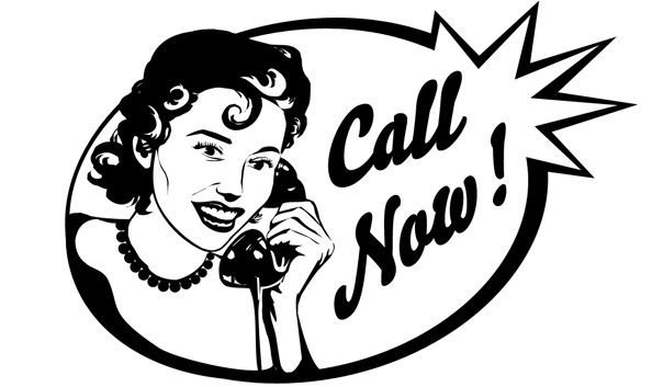 Free Call Now Graphic Illustration Preview Big
